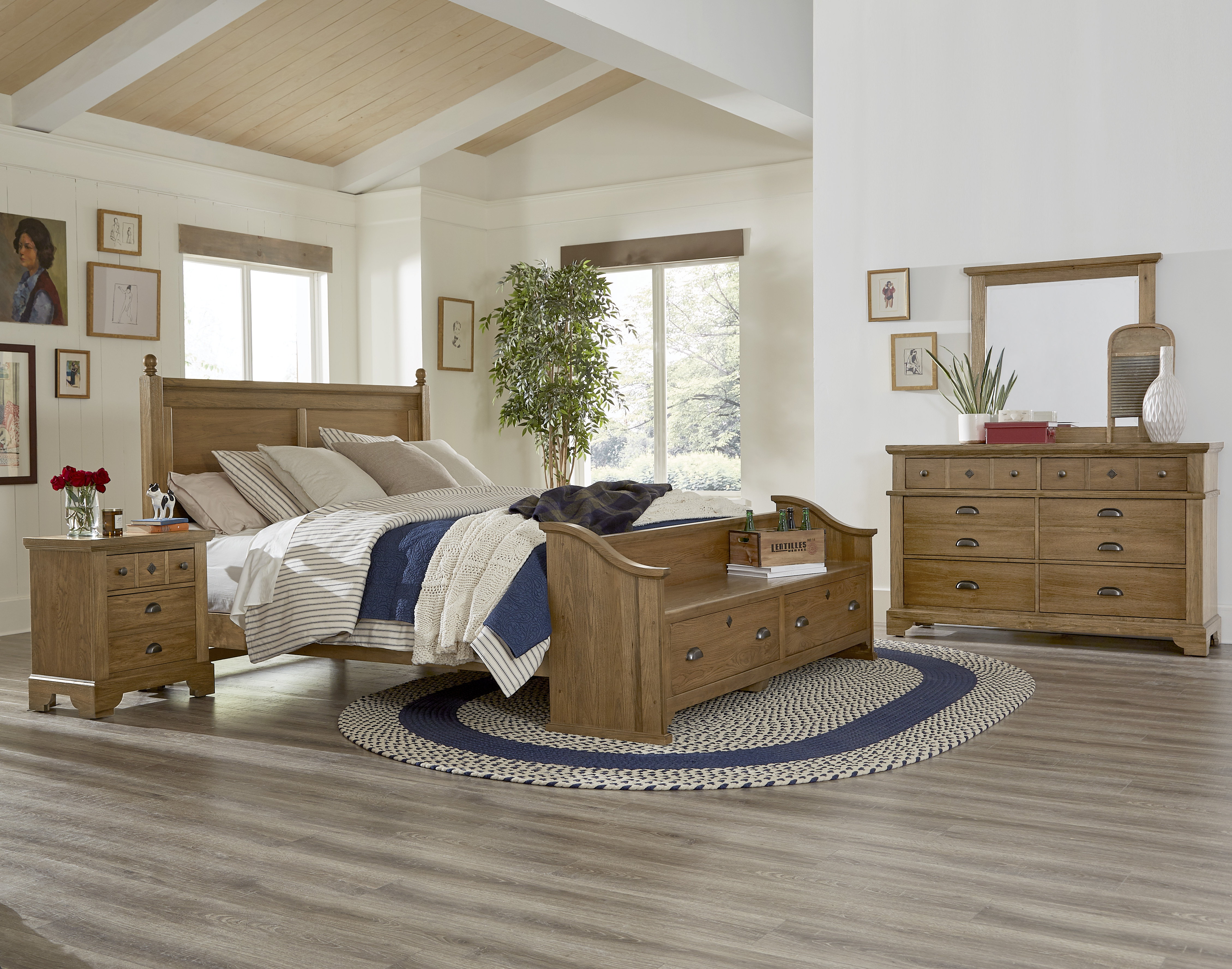 Laurel Home Bedroom