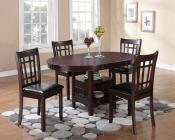 chainmar 5 pc dinette